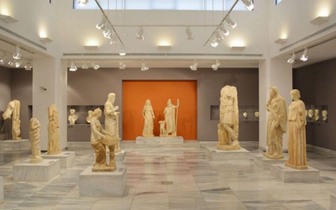 Ψηφιακές εφαρμογές για την επαύξηση της βιωματικής εμπειρίας του επισκέπτη του Αρχαιολογικού Μουσείου Ηρακλείου