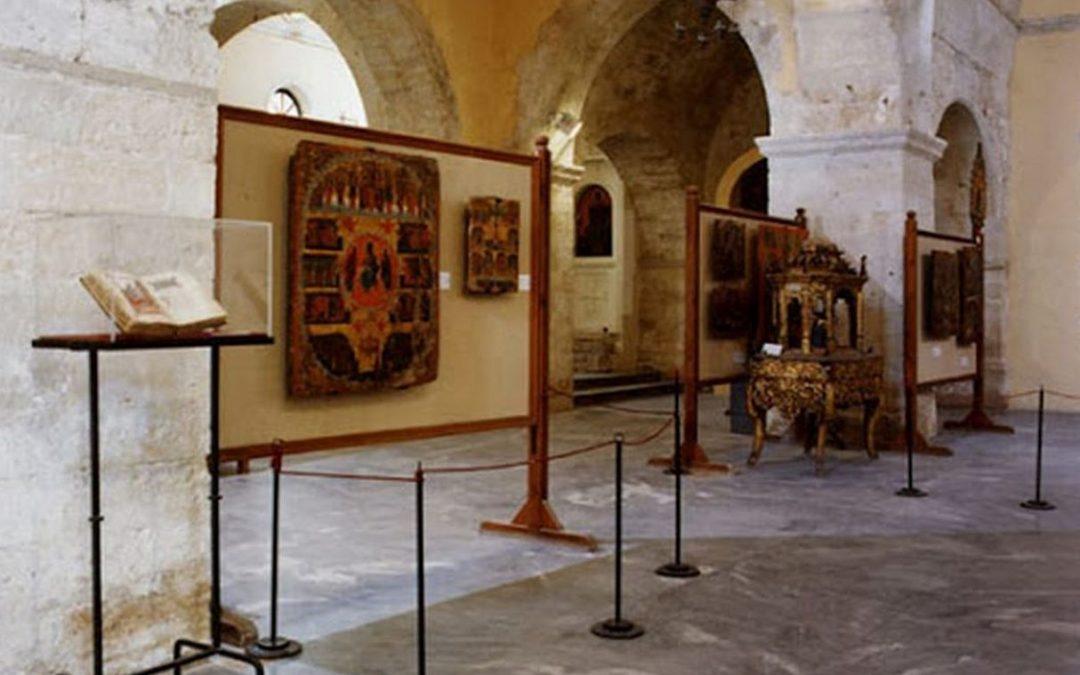 Δράσεις ψηφιακής ανάδειξης του Μουσείου Χριστιανικής Τέχνης Αγίας Αικατερίνης Ηρακλείου για την ψηφιακή εξυπηρέτηση των επισκεπτών του